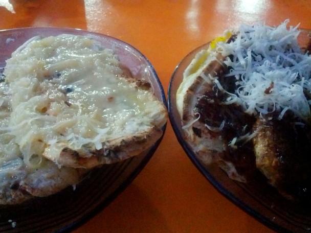 Pisang epe khas Makassar