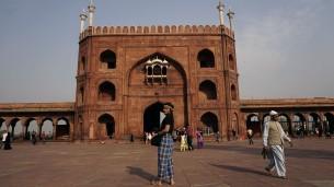 Jama Masjid India - Atre - renjanatuju.com