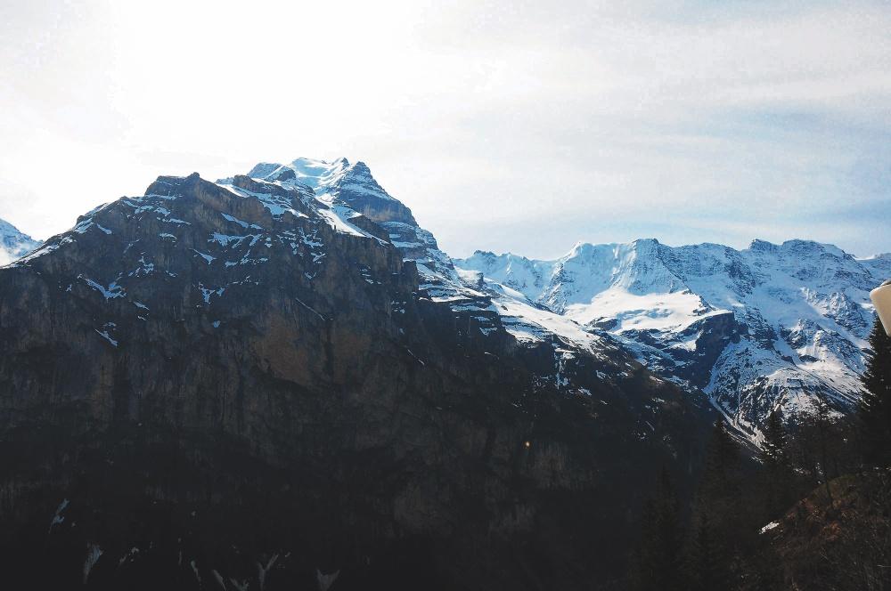 Glacier mountains - Atre - renjanatuju.com