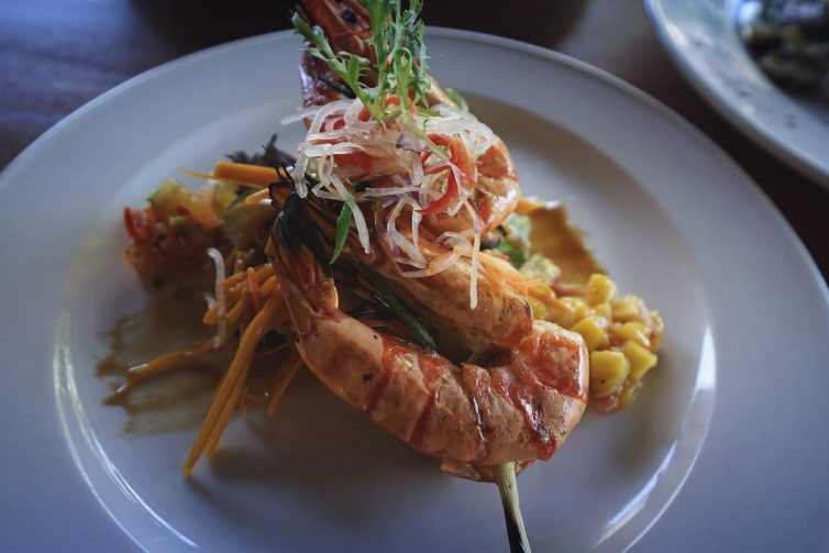 Food in Hotel Vila Lumbung - Atre - renjanatuju.com