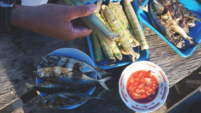 Kuliner Muna - Lapa-lapa